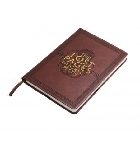 "God of War ""The Lost Pages of Norse Myth"" piezīmju grāmatiņa"