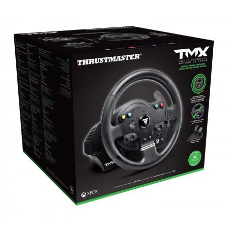 Thrustmaster Force Feedback TMX Pro stūre + T3PA pedāļi | XONE, XSX, dators