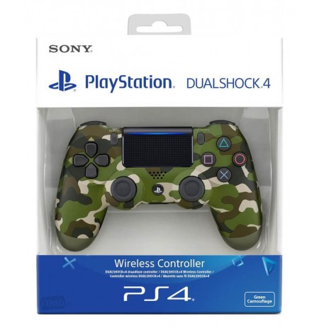 Sony PlayStation DualShock 4 V2 kontrolieris - Green Camo