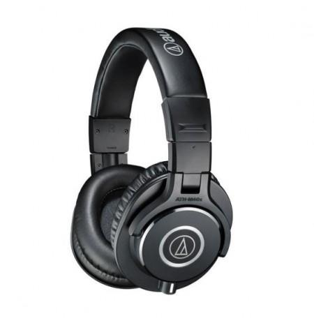 Audio Technica ATH-M40X austiņas ar vadu (melns) 3.5mm / 4.4mm