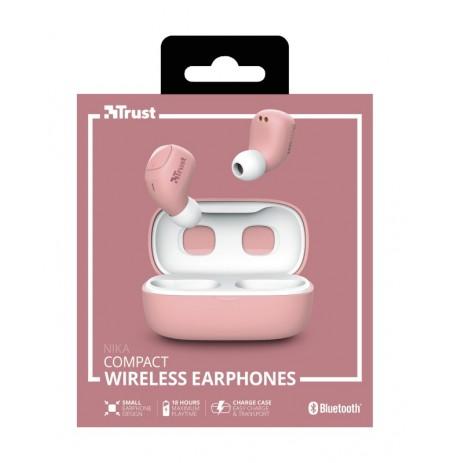 TRUST Nika Pink bezvadu austiņas (Bluetooth)