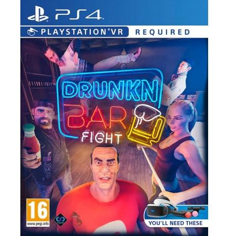 Drunkn Bar Fight VR