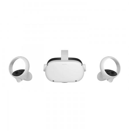 Virtuālās realitātes brilles Oculus Quest 2 All-in-one VR – 64GB (lietotas)