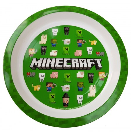 Minecraft Plastmasas Plāksne