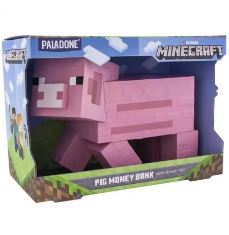 Minecraft krājkasīte
