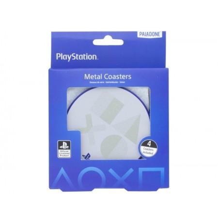 Playstation metāla paliktņi (4 gab.)