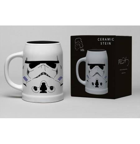 Star Wars Stormtrooper Alus Krūze (600ml)