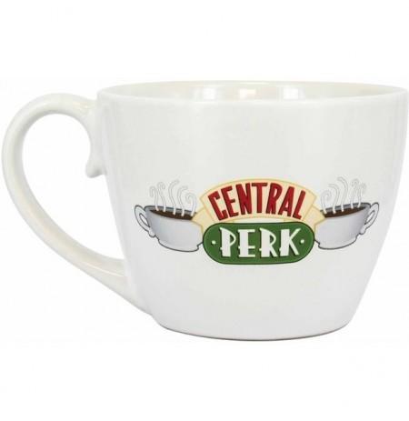 Friends Central Perk Kapučīno krūze (300ml)