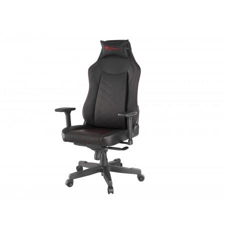 GENESIS Nitro 890 Ergonomisks krēsls (melns / sarkans)