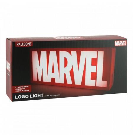 Marvel Logo Lampa