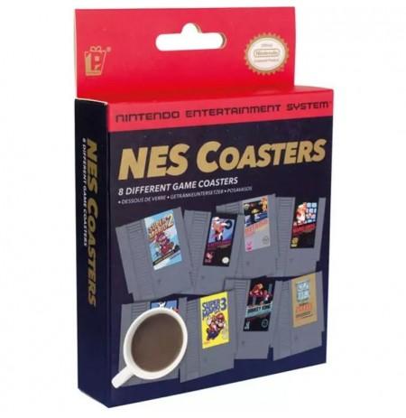 NES Kasetnes formas paliktņi