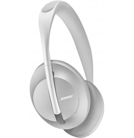 Bose 700 trokšņu slāpēšanas bezvadu austiņas (Bluetooth, sudrabs)