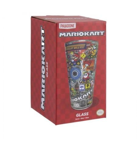 Nintendo - Mario Kart Stikls (400ml)