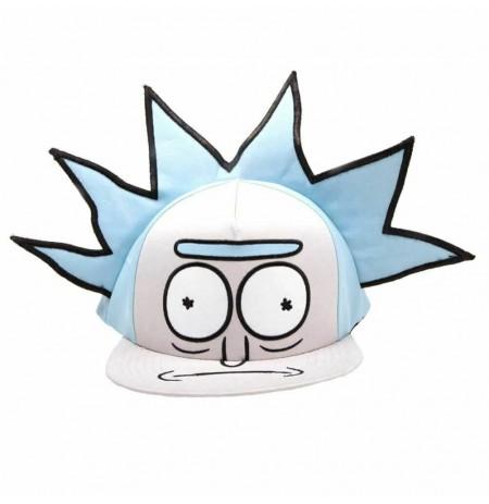 Rick and Morty - Rick Cepure ar snīpi
