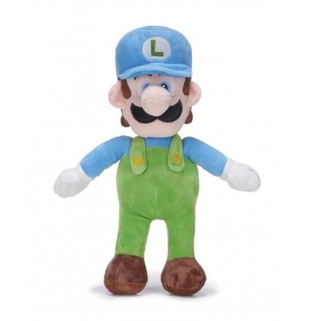 Nintendo - Plīša rotaļlieta Ice Luigi 30cm