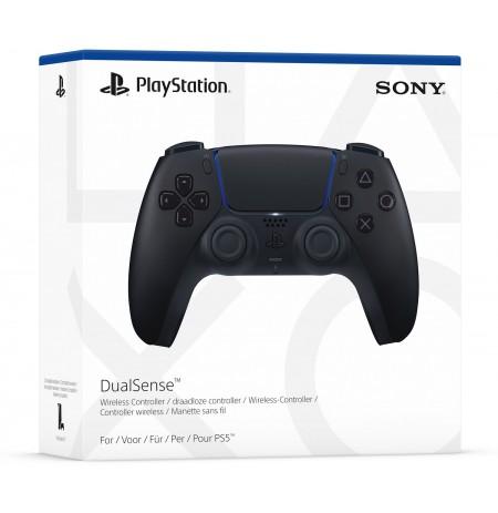 Sony PlayStation DualSense Midnight Black bezvada kontrolieris (PS5)