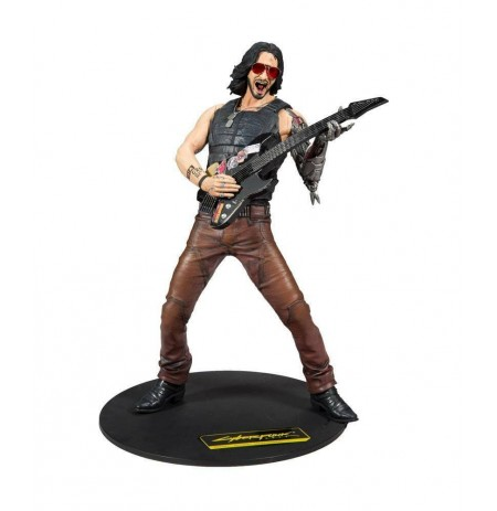 Cyberpunk 2077: Johnny Silverhand statuete * 30 cm