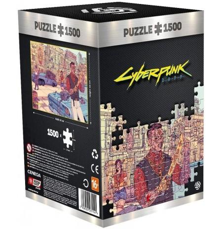 Cyberpunk 2077: Valentinos Puzle