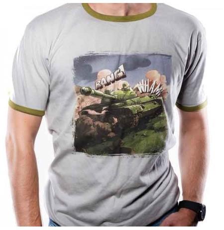 World of Tanks - Comic Tank krekliņš * XL izmērs