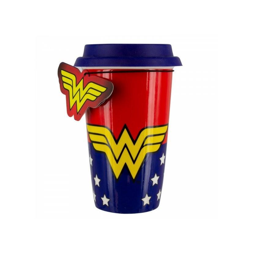 Wonder Woman Ceļojumu krūze