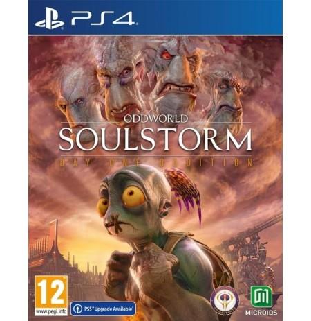 Oddworld: Soulstorm Day One Oddition