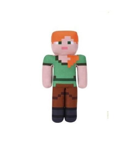Minecraft: Alex plīša rotaļlieta   34 cm