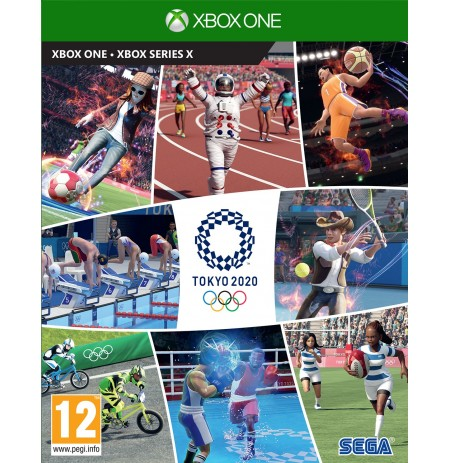 Olympic Games Tokyo 2020 - The Official Video Game