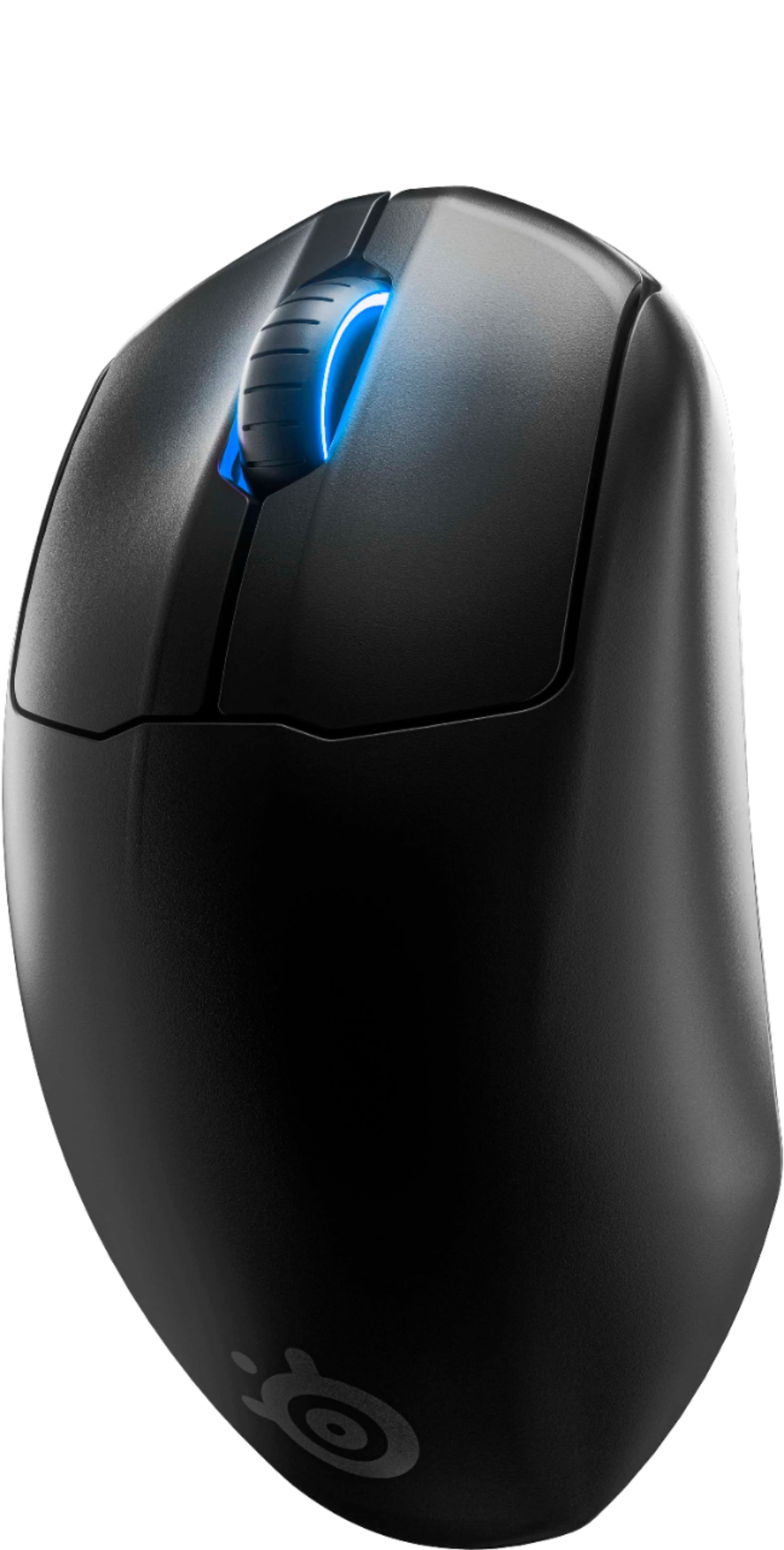 SteelSeries Prime Wireless melna ar vadu optiskā magnētiskā pele | 18000 CPI