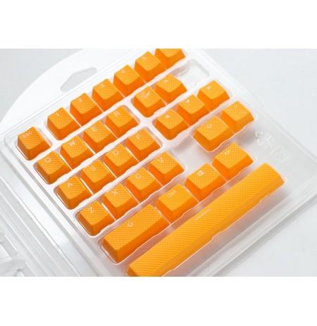 Ducky Rubber Keycap Set   31, apelsīns
