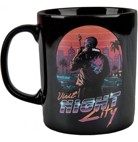 Cyberpunk 2077 Night City Sunset Kauss