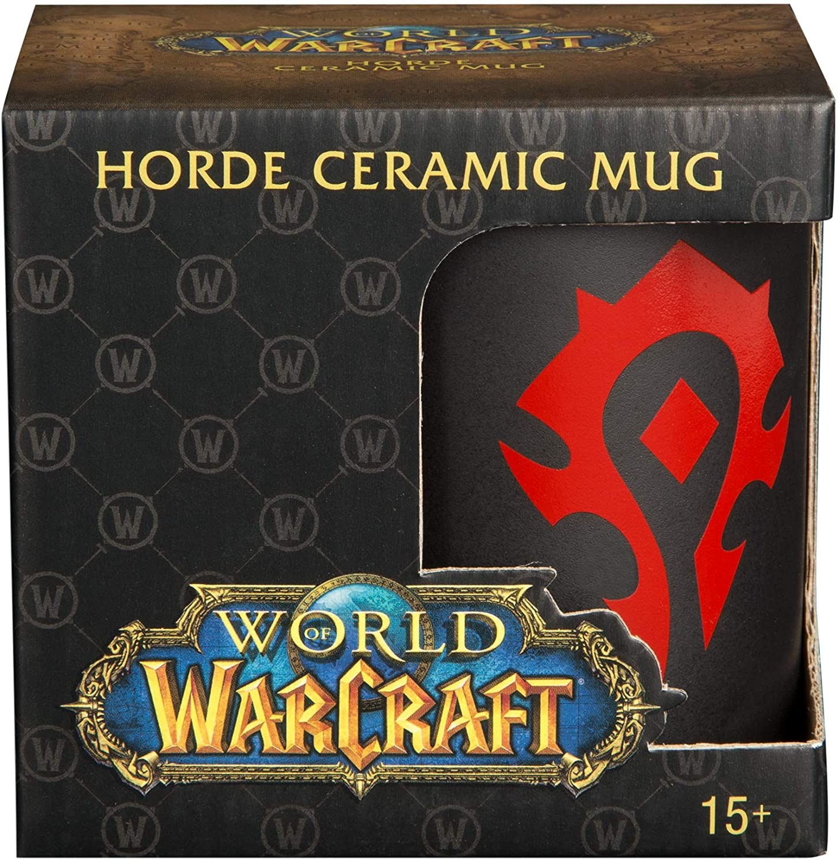 World Of Warcraft Horde Logo Kauss