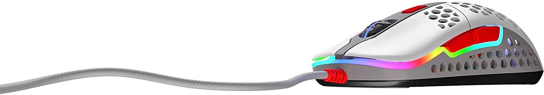 Xtrfy M42 Retro optiskā vadu pele   16000 CPI
