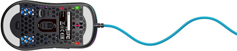 Xtrfy M42 Miami Blue optiskā vadu pele   16000 CPI