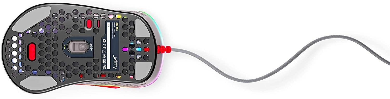 Xtrfy M4 Retro optiskā vadu pele   16000 CPI