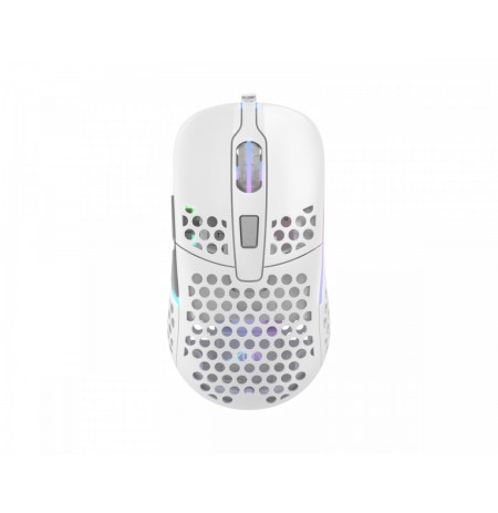 Xtrfy M42 White optical gaming mouse   16000 CPI
