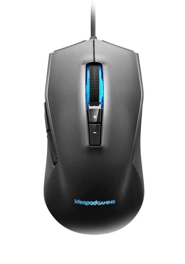 Lenovo IdeaPad Gaming melna ar vadu optiskā pele | 3200 DPI