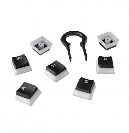 HyperX Pudding Keycaps | US, Jauda