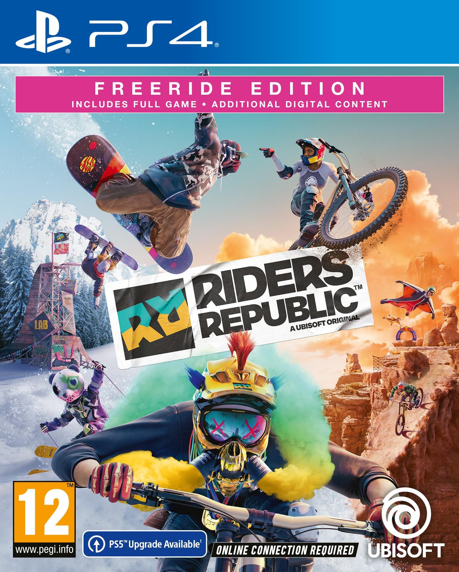 Riders Republic Freeride Edition + Pre-Order Bonus