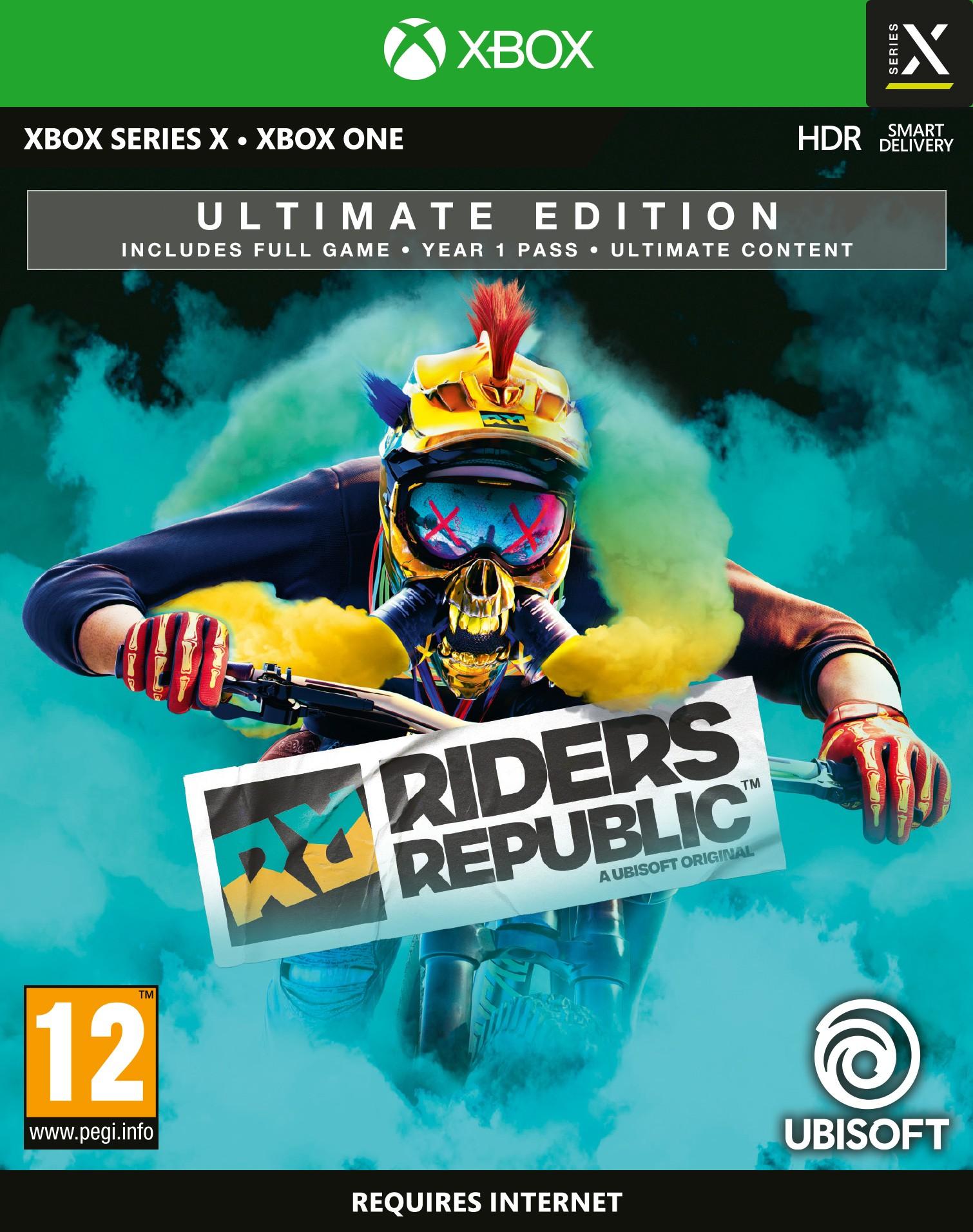 Riders Republic Ultimate Edition + Pre-Order Bonus