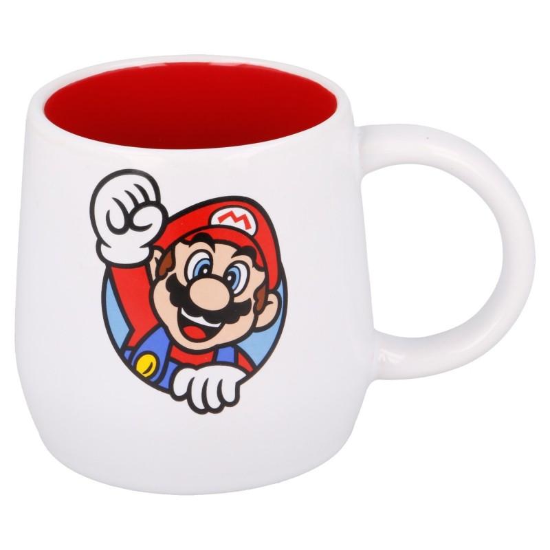 Super Mario keramikas krūze (360ml)