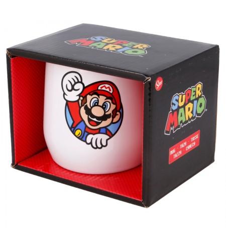 Super Mario Ceramic Mug (360ml)