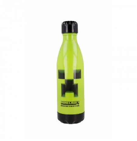 Minecraft plastmasas ūdens pudele (660ml)