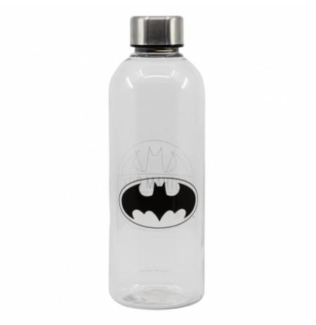 Batman Symbol Reusable Plastic Water Bottle (850ml)