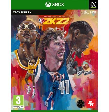 NBA 2K22 Anniversary Edition