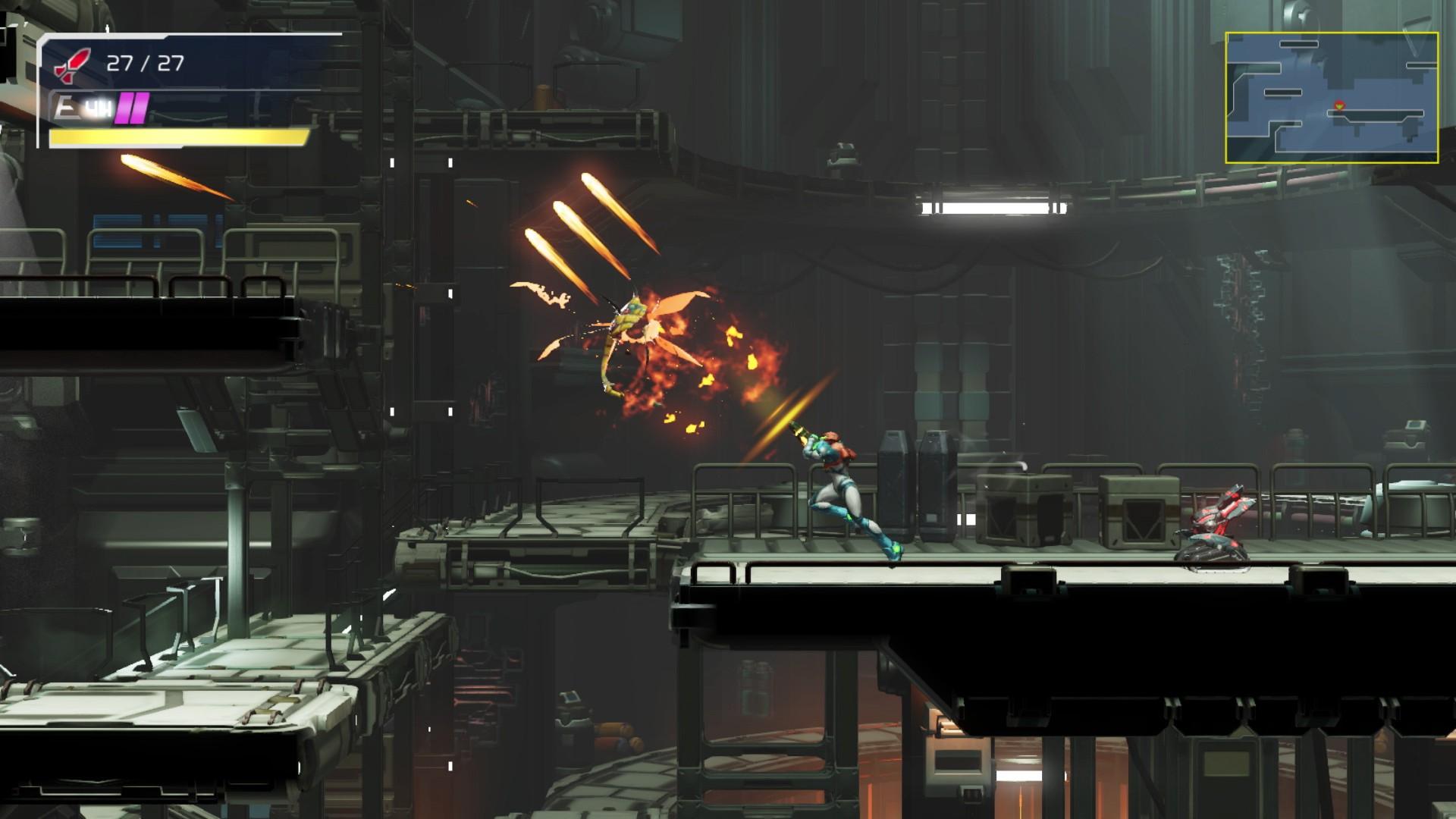 Metroid Dread