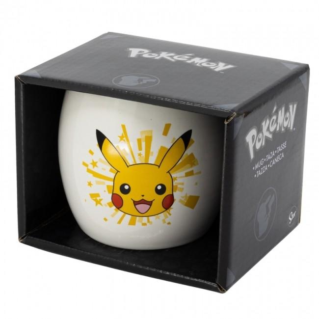 Pokemon Pikachu keramikas krūze (384ml)
