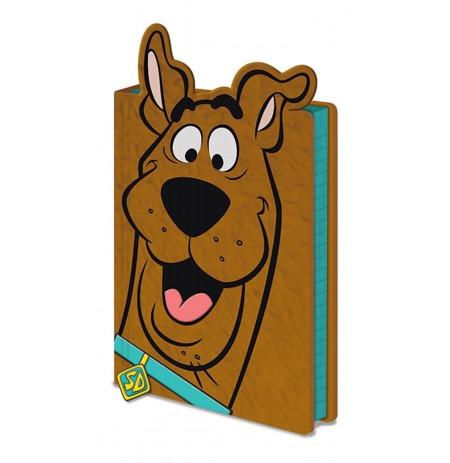 Scooby Doo: Ruh-Roh A5 piezīmju grāmatiņa