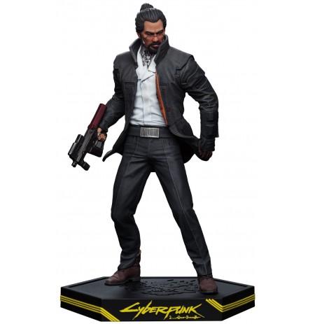 Cyberpunk 2077: Takemura statuete | 23 cm