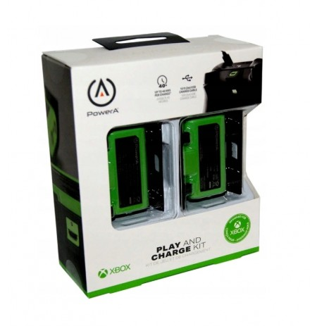 PowerA Play & Charge Kit for Xbox Series X|S|One