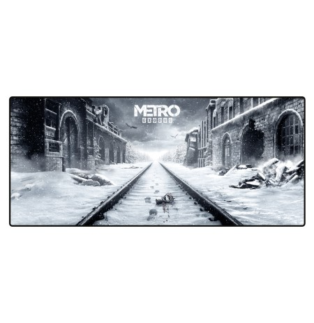 Metro Exodus Winter peles paliktnis   800x350x3mm
